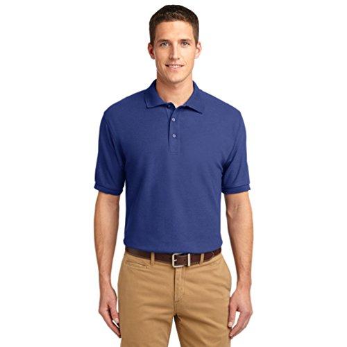 nuevo-port-authority-seda-touch-sport-maglietta-amarillo-dorato-m-mediterranean-blue-xxl