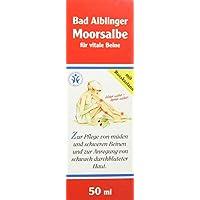 Wurzelsepp Bad Aiblinger Moorsalbe für vitale Beine Bdih, 1er Pack (1 x 50 g) preisvergleich bei billige-tabletten.eu
