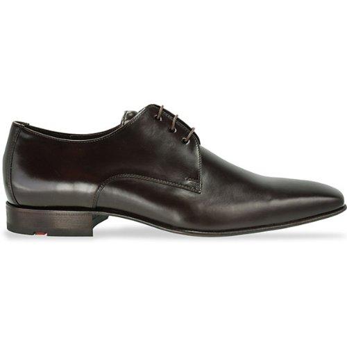 LLOYD 20-728-05 Point - Trend-Business-Schnürschuh - Cool Calf Leder (ebony)dunkelbraun - Lauren Ledersohle Ebony