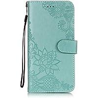 Shinyzone Brieftasche Hülle für Huawei P20 Pro,Prägung Henna Mandala Muster Serie,[Standfunktion und Magnetverschluss... preisvergleich bei billige-tabletten.eu