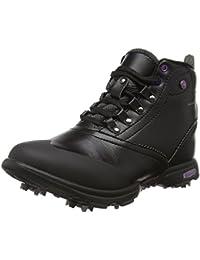 Hi-Tec Dri-Tec Classic Mid - Zapatillas de golf para mujer