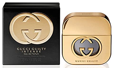 Gucci Guilty Intense femme / woman, Eau de Parfum, Vaporisateur / Spray 30 ml, 1er Pack (1 x 30 ml)