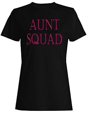 Novedad de la tía Squad divertida camiseta de las mujeres ff45f