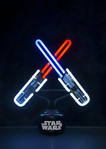 Star Wars Lichtschwerter Neon Dekolampe