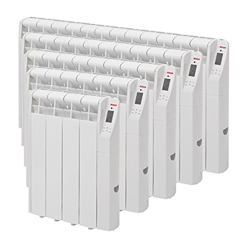 Émetteur thermique bosch ero1000c 1000w 8 éléments