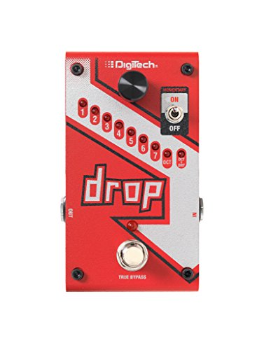 DigiTech DROP polyfoon tune Pedal