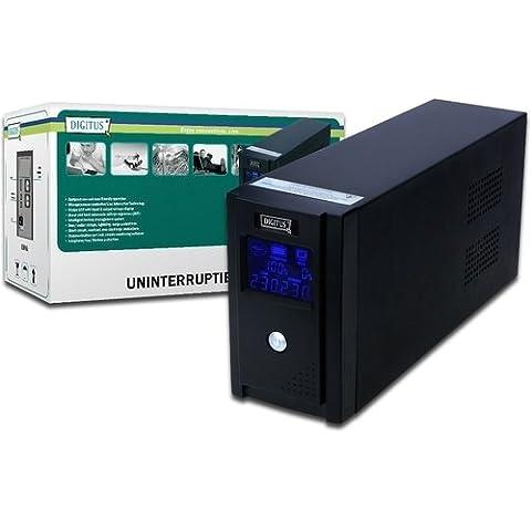 Digitus  DN-170025 Tecnologia Linea Interattiva (UPS),