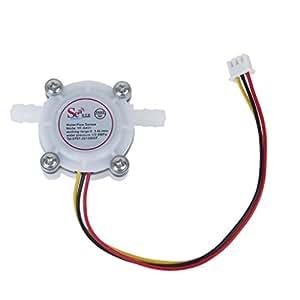 Flusso D'acqua Dispenser Interruttore Del Sensore Flussometro Misuratore Di Caffè Contro Il Controllo Dei Fluidi 0.3-6l / Min