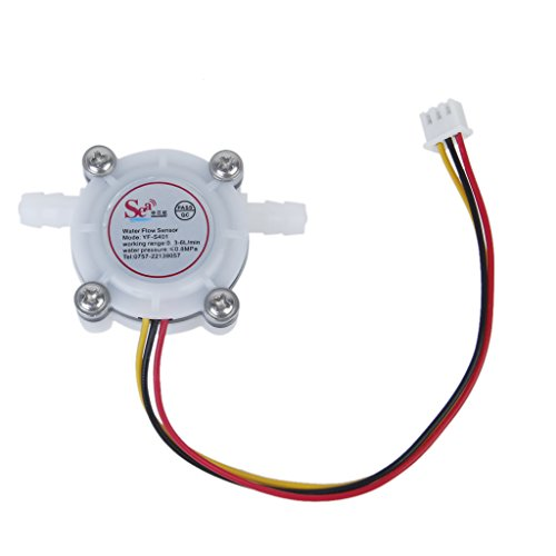 Contador Interruptor Sensor Caudalímetro Medidor De Flujo Agua Café Dispensador