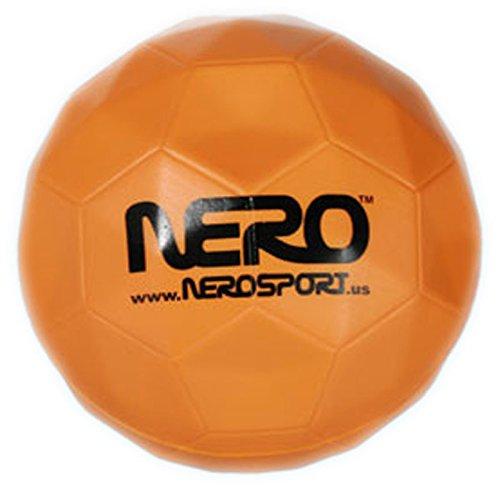 nero-r9-soft-springball-ca-9-cm-wasserball-spiel-ball-softball-gummiball-farbe-orange