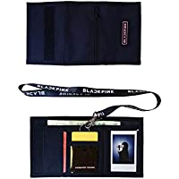 YG Entertainment Idol Goods Fan Products YG Select Blackpink Trifold Wallet