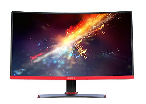 "YASHI MONITOR PIONEER GAMING 27"" CURVED, IPS, 1 MS RESPONSE TIME, 350 CD/M^2, SPEAKER INTEGRATI"
