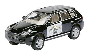 Schuco 25391 Edition 1:87 - Porsche Cayenne Highway Patrol