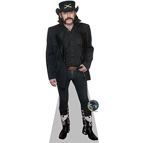 Celebrity Cutouts Lemmy Kilmister Pappaufsteller lebensgross (70 Prominente Kostüm)