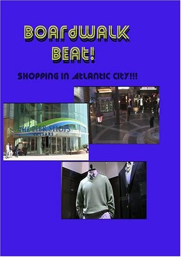 Preisvergleich Produktbild BOARDWALK BEAT! shopping in Atlantic City by Bill Hash