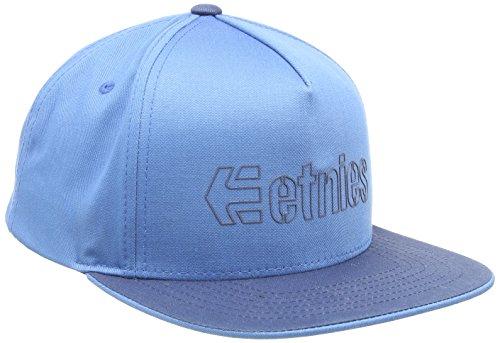 Etnies Herren Baseball Cap Gr. One size, Blau - Blue (Navy/Royal)