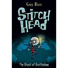 The Ghost of Grotteskew (Stitch Head)