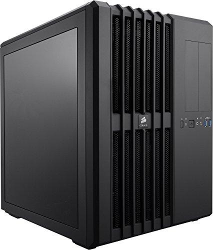 Corsair Carbide Series Air 540 PC-Gehäuse (ATX High Airflow, Dual-Kammer, geeignet für ATX, Micro ATX, E-ATX, and Mini ITX, mit Lüfter) schwarz -