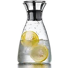 Suchergebnis auf Amazon.de für: glaskaraffe mit deckel