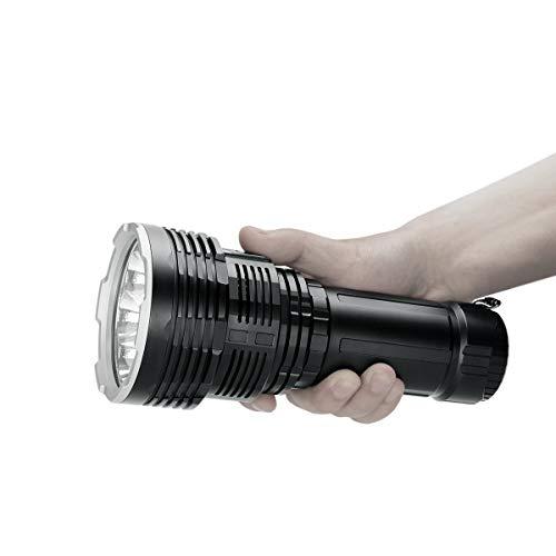 Antorcha IMALENT DX80 32000 lúmenes CREE XHP70 LED de 2ª generación, linterna...