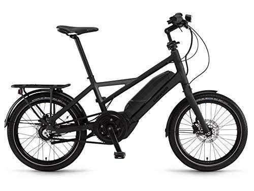 Winora Radius Tour E-Bike 500Wh schwarz/Schiefer matt RH 35 cm / 20 Zoll