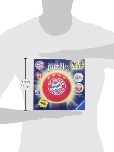 Ravensburger 12177 - Nachtlicht FC Bayern München, bunt - 3