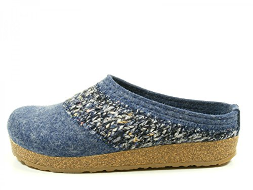 Basses Haflinger Adulte 8ebzw Mixte Sneakers Grizzly Blau Anke IE6Wd0q
