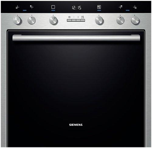 Siemens HE33GB550 iQ500 Einbau-Elektroherd / A / Vollglas-Innentür / softClose / edelstahl