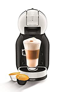 Nescafe EDG305.WB Dolce Gusto Mini Me Coffee Capsule Machine by De'Longhi - Black and White