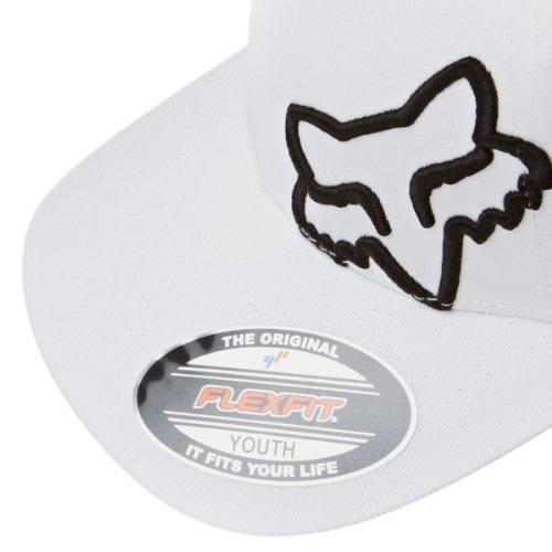 Fox - 45 Flexfit Flexfit Hat Boy white