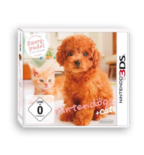 Nintendogs + Cats: Zwergpudel & Neue Freunde - [Nintendo 3DS]