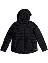 Roxy Rock Peak Chaqueta, Mujer, Negro (True Black KVJ0), Large (