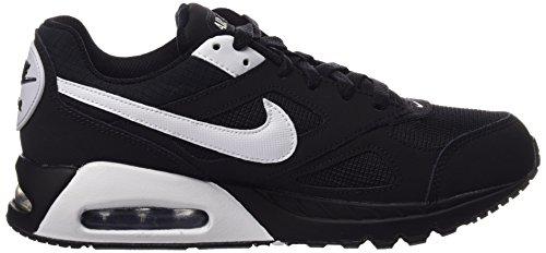 Nike , Herren Laufschuhe Black (Schwarz / Weiß Weiß)