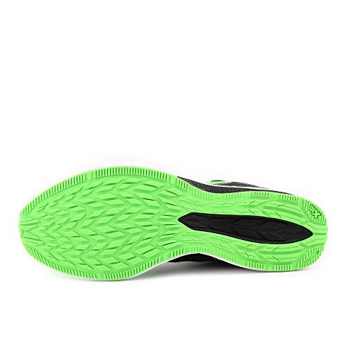 Mizuno Wave Sonic Neon Green Black White Vert
