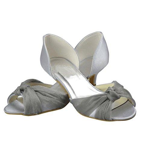 Kevin Fashion , Chaussure de mariée fashion femme Ivoire