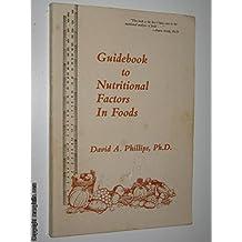 Guidebook to Nutritional Factors