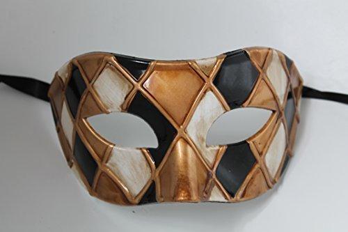 harlequin-noir-et-antique-ivoire-or-venitien-masque-de-mascarade-partie-des-yeux-masque-carnaval