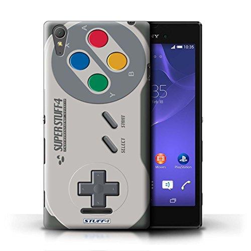 Stuff4 Hülle / Case für Sony Xperia T3 / Super Nintendo Muster / Spielkonsolen Kollektion