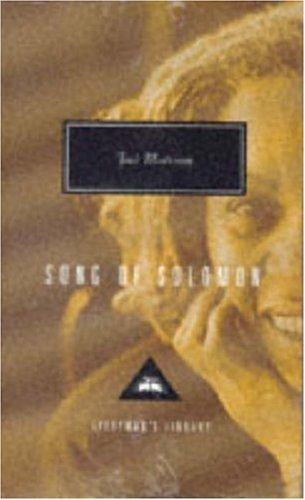 Song Of Solomon: A Novel (Everyman's Library Classics)