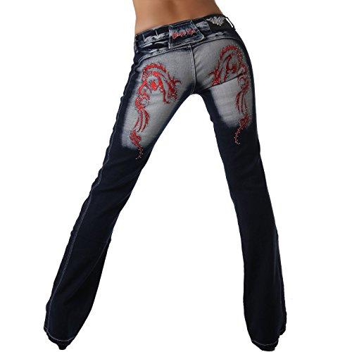 Crazy Age - Pantalon de sport - Femme Rouge