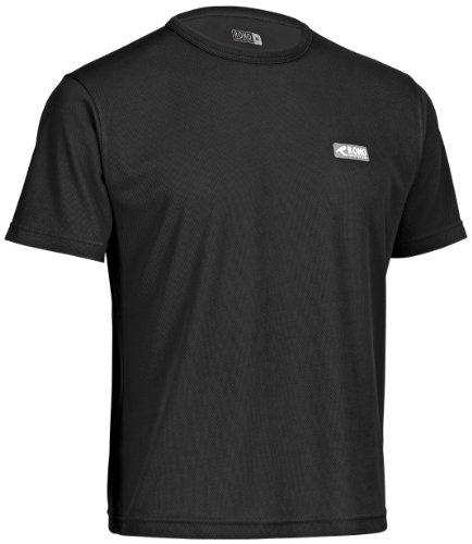 Rono Minimesh T-shirt pour femme Noir (900)
