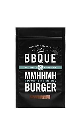 BBQUE Burger | BBQ-Rub feine Gewürzmischung | 150g Beutel (Burger Bar)