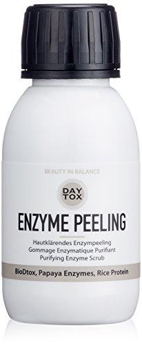 DAYTOX - Enzyme Peeling - Hautklärendes Enzymepeeling für das Gesicht - Vegan, ohne Farbstoffe, silikonfrei und parabenfrei - 1 x 35 g