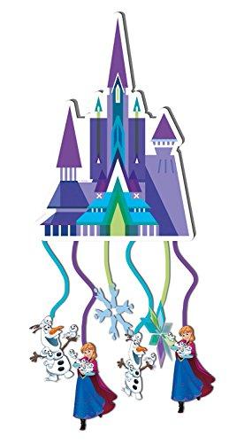 Procos 87910 Die Die Eiskönigin Pinata Frozen Snowflakes