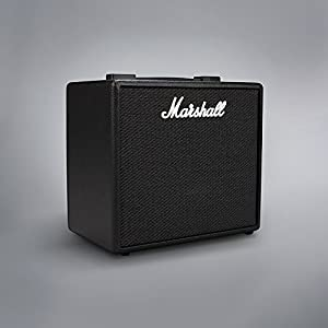 Marshall CODE 25C 25W Black loudspeaker - loudspeakers (1.0 channels, 25 W, Black)