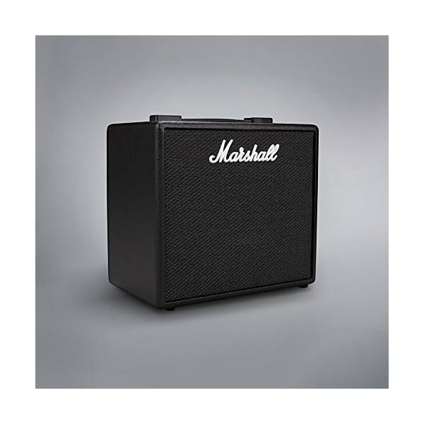 Marshall CODE 25C 25W Black loudspeaker - loudspeakers (1.0 channels, 25 W, Black)