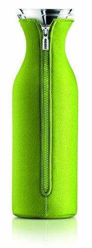 Kühlschrankkaraffe mit Neoprenmantel 1.4 Liter Lime Eva Solo ,inkl. Flip-Top Deckel