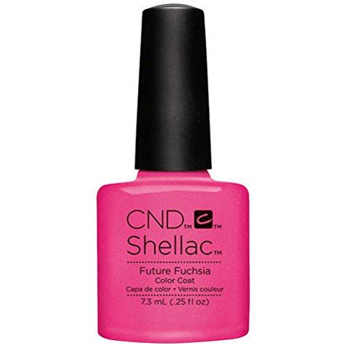 CND Shellac Future Fuchsia - 7.3 Ml