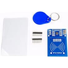 RFID Reader Module RC522Mifare IC Cards para Arduino Raspberry Pi Prototipos