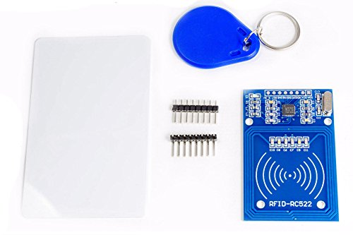 Reader Modules RC522RFID Mifare IC Cards pour Arduino Raspberry Pi prototypage